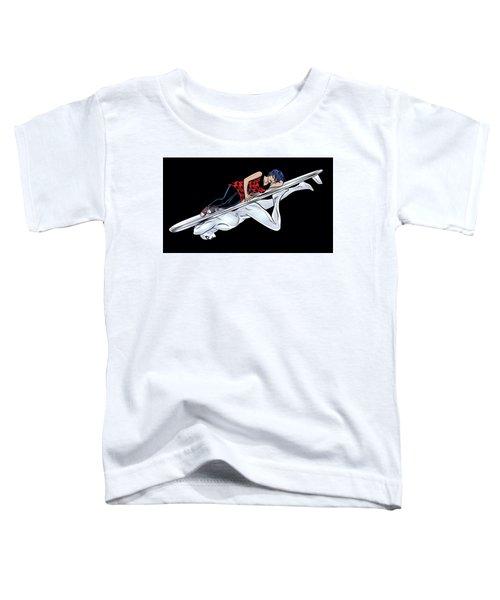 Silver Surfer Toddler T-Shirt