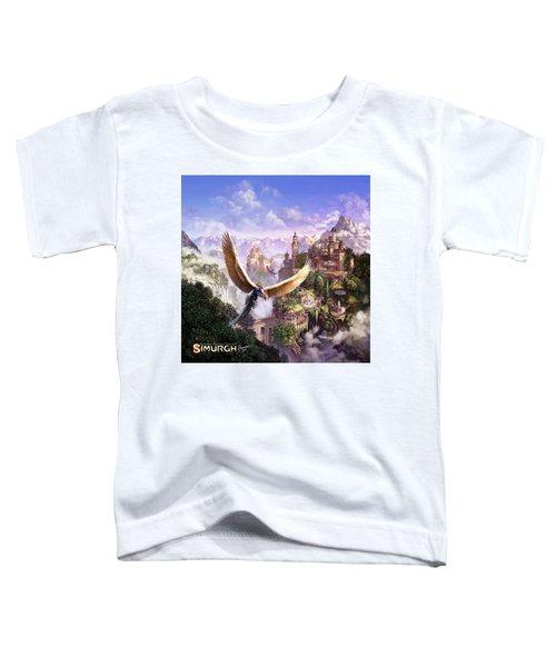 Simurgh Toddler T-Shirt