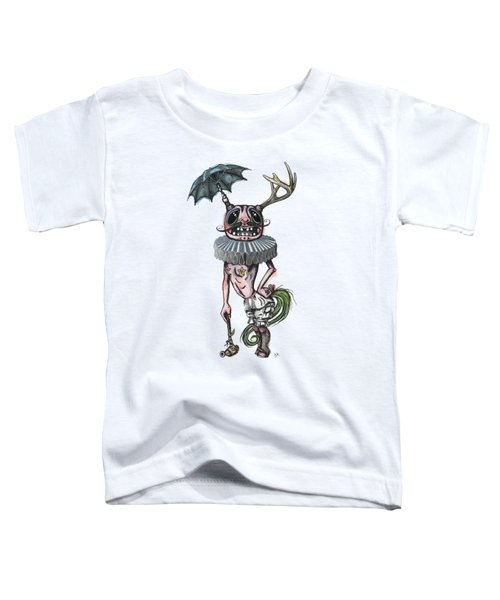 Sir Earnest Picklebottom Toddler T-Shirt
