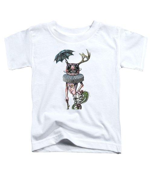 Sir Earnest Picklebottom Toddler T-Shirt