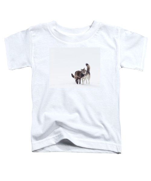 Sisters Toddler T-Shirt