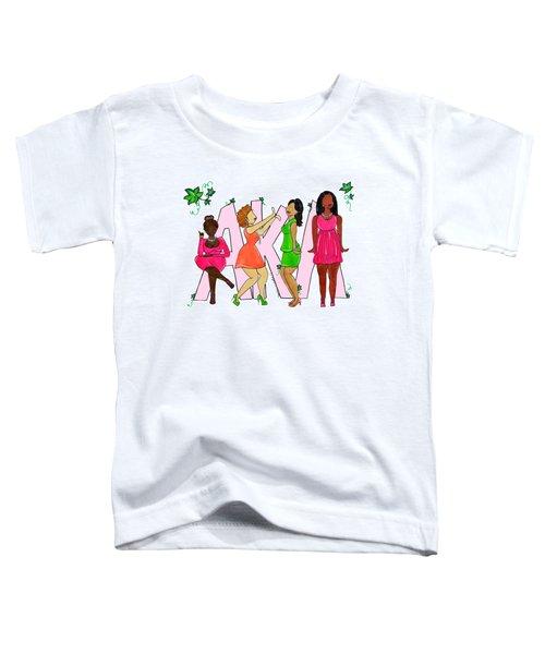 Skee Wee My Soror Toddler T-Shirt