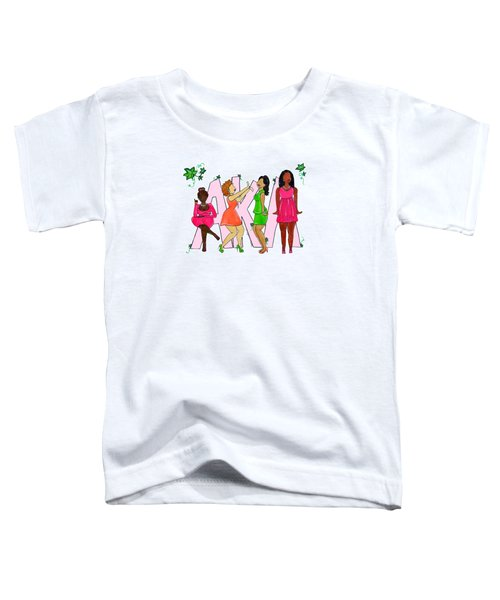 Skee Wee My Soror Toddler T-Shirt