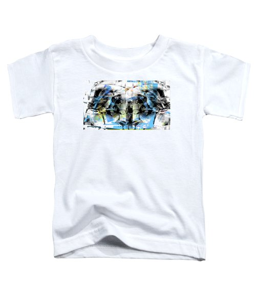 Sky In Clouds  Toddler T-Shirt