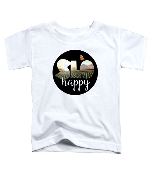 Slohappyedna Toddler T-Shirt