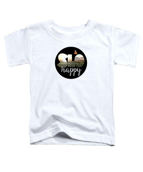 Slohappyedna Toddler T-Shirt
