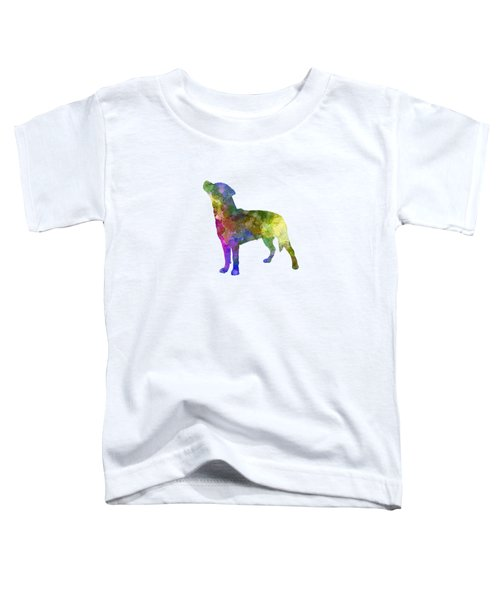 Smalandsstovare In Watercolor Toddler T-Shirt