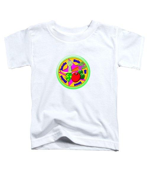 Smart Snacks Toddler T-Shirt