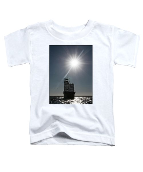 Smith Point Lighthouse Toddler T-Shirt