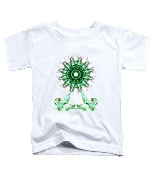 Smoke Wheel Toddler T-Shirt