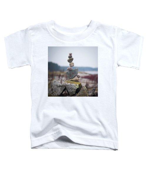 Snail Toddler T-Shirt