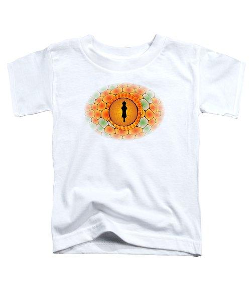 Snake Eye Toddler T-Shirt
