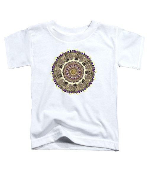 Snake Mandala Toddler T-Shirt