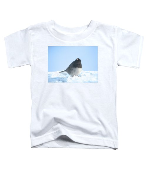 Snow Hopping #2 Toddler T-Shirt