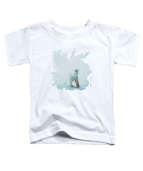 Snow Patrol Toddler T-Shirt by Katherine Smit