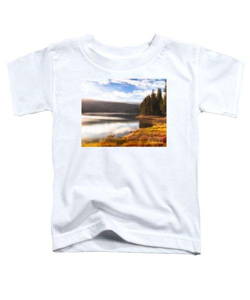 Soft Sunrise Toddler T-Shirt