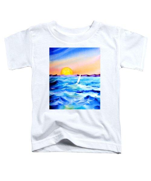 Sol Searching Toddler T-Shirt