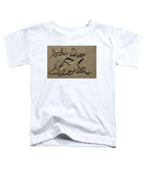 Soli Deo Gloria  Toddler T-Shirt