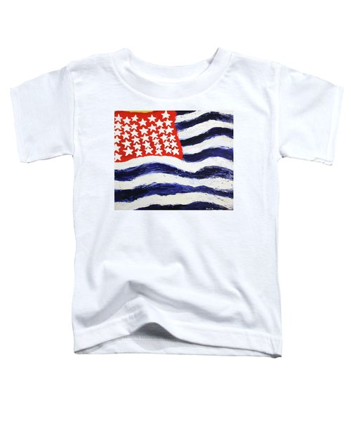 Something's Wrong With America Toddler T-Shirt