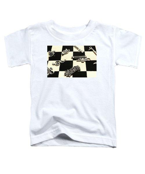 Sound Cheque Toddler T-Shirt
