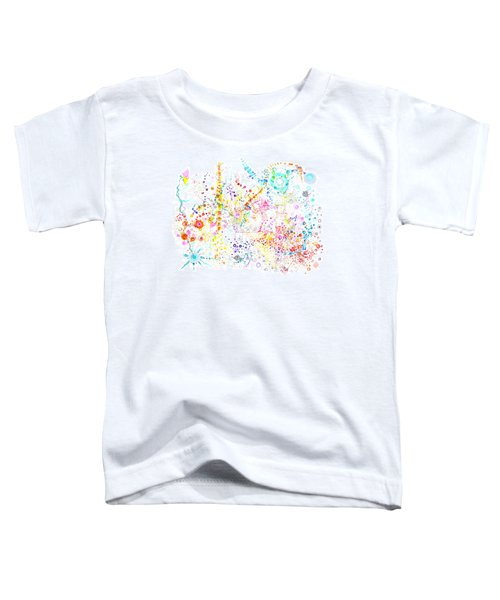 Sounding The Void Toddler T-Shirt
