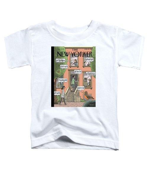 Soundtrack To Spring Toddler T-Shirt