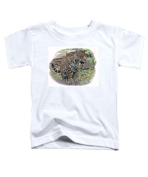 South American Jaguar Toddler T-Shirt