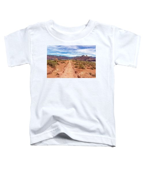 South Kaibab Trail Toddler T-Shirt