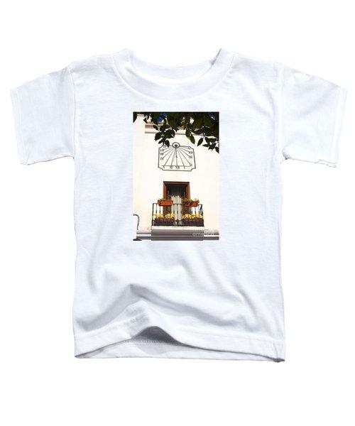 Spanish Sun Time Toddler T-Shirt