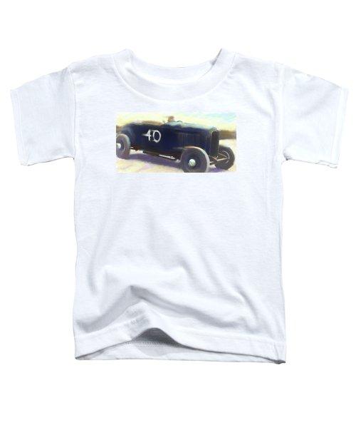 Speed Run Toddler T-Shirt