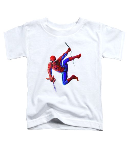 Spiderman Toddler T-Shirt
