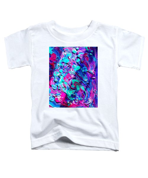 Splash Of Color Toddler T-Shirt