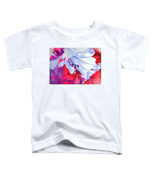 Splash Of Summer  Toddler T-Shirt