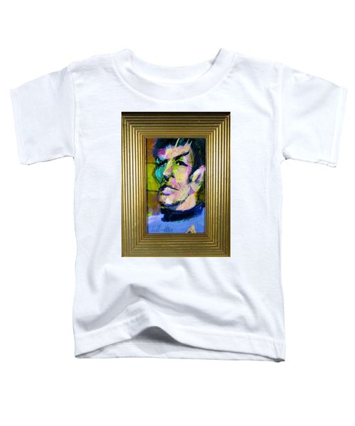 Spock Toddler T-Shirt
