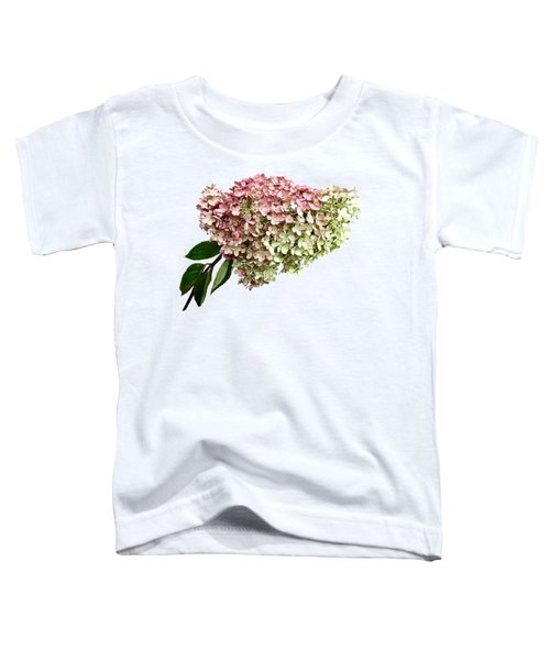 Sprig Of Hydrangea Toddler T-Shirt