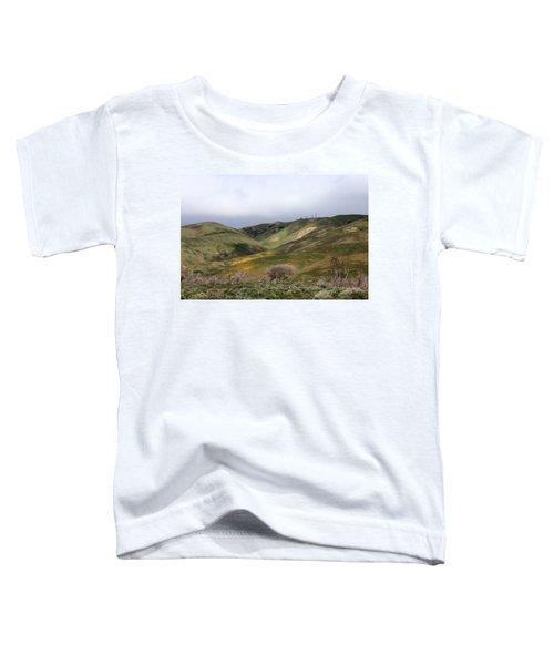 Spring At Door Toddler T-Shirt