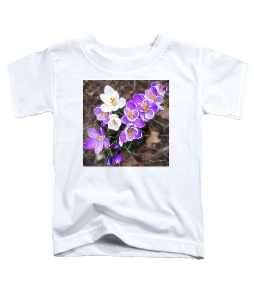Spring Beauties Toddler T-Shirt