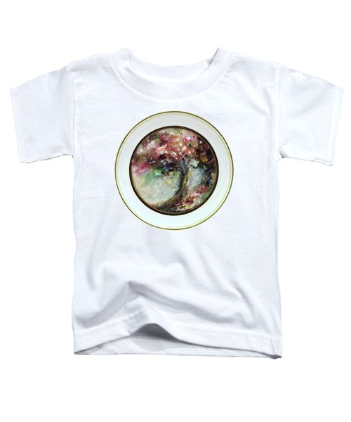 Spring Blossoms 2nd Version Toddler T-Shirt