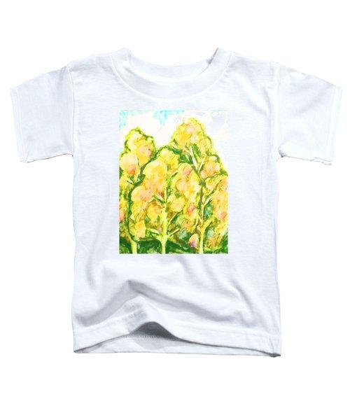 Spring Fantasy Foliage Toddler T-Shirt
