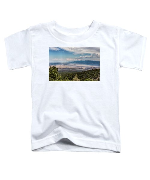 Spring Mountains Desert View Toddler T-Shirt