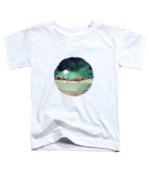 Spring Night Toddler T-Shirt by Katherine Smit