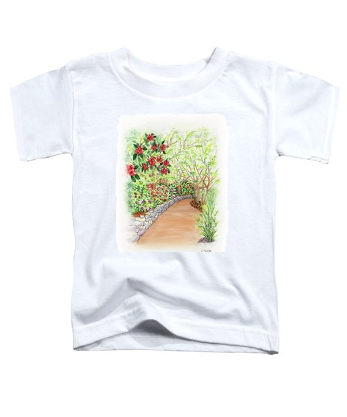 Spring Rhodies Toddler T-Shirt