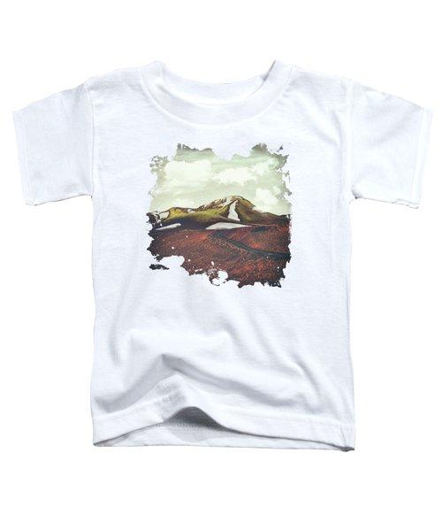 Spring Thaw Toddler T-Shirt by Katherine Smit
