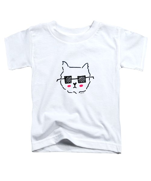 Square Shades Toddler T-Shirt