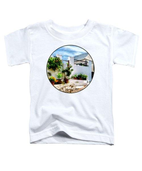 St George Bermuda - Sunny Street Toddler T-Shirt