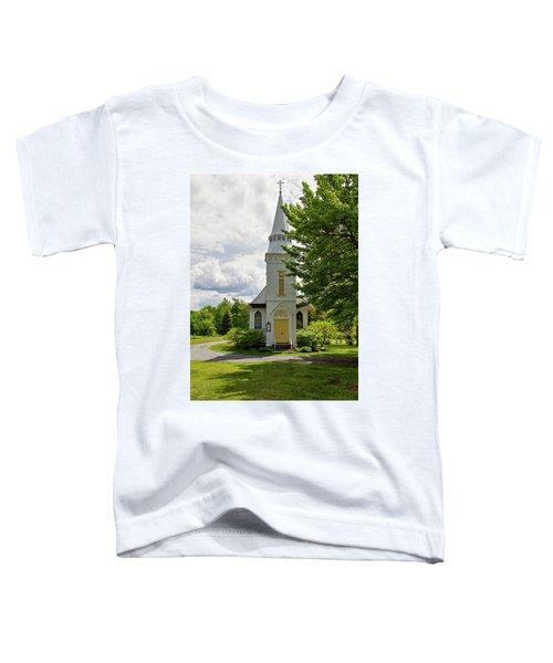 St. Matthew's Chapel Toddler T-Shirt
