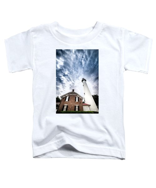 St Simons Lighthouse Toddler T-Shirt