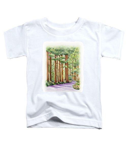 Standing Tall Toddler T-Shirt