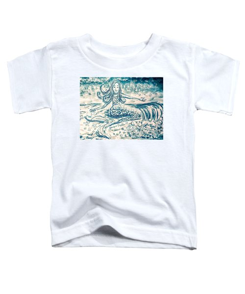 Star Bearer Mermaid Toddler T-Shirt