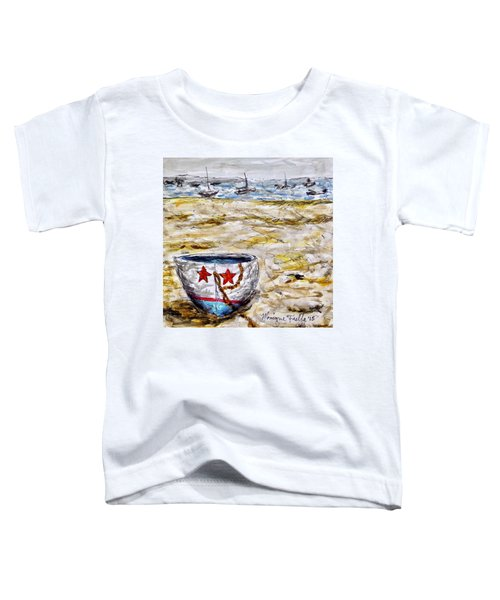 Star Boat Toddler T-Shirt